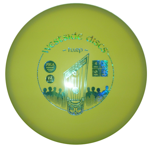 Harp BT Medium Yellow